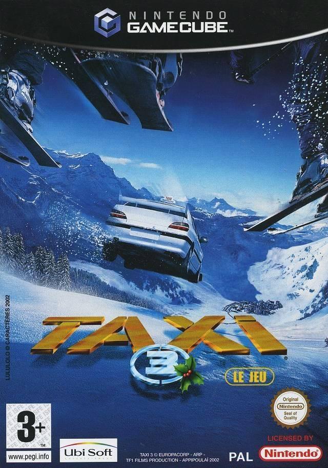 Taxi 3 Le Jeu