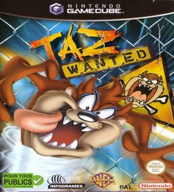 Taz Wanted ROM
