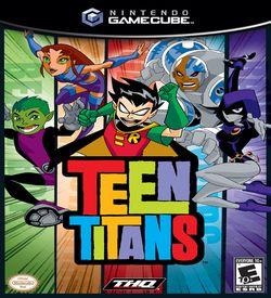 Teen Titans ROM