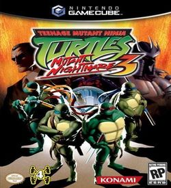 Teenage Mutant Ninja Turtles 3 Mutant Nightmare  - Disc #1 ROM