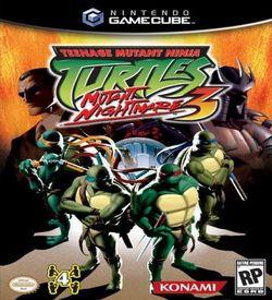 Teenage Mutant Ninja Turtles 3 Mutant Nightmare  - Disc #2 ROM