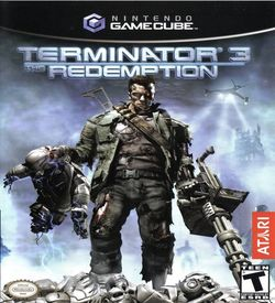 Terminator 3 The Redemption ROM