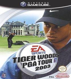 Tiger Woods PGA Tour 2003 ROM