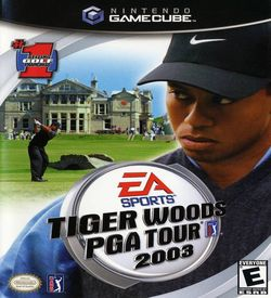 Tiger Woods PGA Tour 2003 ROM