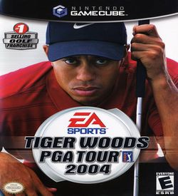 Tiger Woods PGA Tour 2004  - Disc #2 ROM
