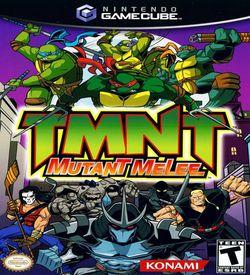 TMNT Mutant Melee ROM