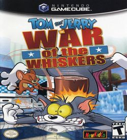 Tom And Jerry In War Of The Whiskers ROM