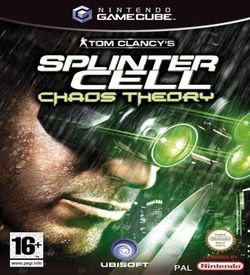 Tom Clancy's Splinter Cell Chaos Theory  - Disc #1 ROM