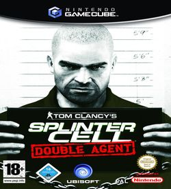 Tom Clancy's Splinter Cell Double Agent  - Disc #2 ROM