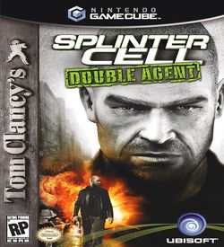 Tom Clancy's Splinter Cell Double Agent  - Disc #1 ROM