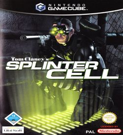 Tom Clancy's Splinter Cell ROM