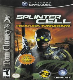 Tom Clancy's Splinter Cell Pandora Tomorrow ROM