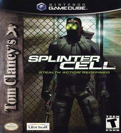 Tom Clancy's Splinter Cell ROM