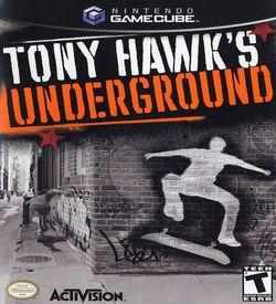 Tony Hawk's Underground ROM