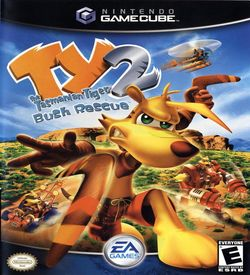 TY The Tasmanian Tiger 2 Bush Rescue ROM