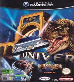 Universal Studios Theme Park Adventure ROM