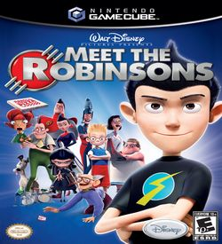 Walt Disney Pictures Presents Meet The Robinsons ROM