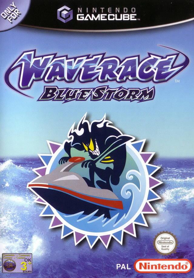 Wave Race Blue Storm