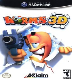 Worms 3D ROM