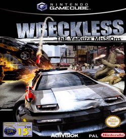 Wreckless The Yakuza Missions ROM