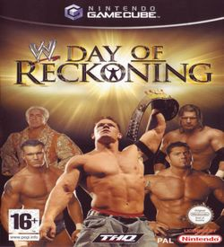 WWE Day Of Reckoning ROM