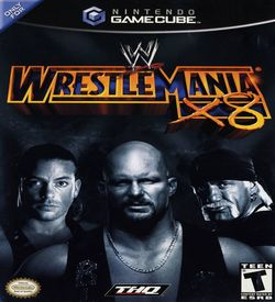 WWE WrestleMania X8 ROM