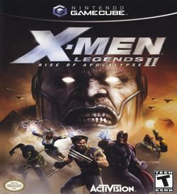 X Men Legends II Rise Of Apocalypse ROM