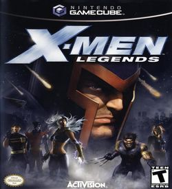 X Men Legends ROM