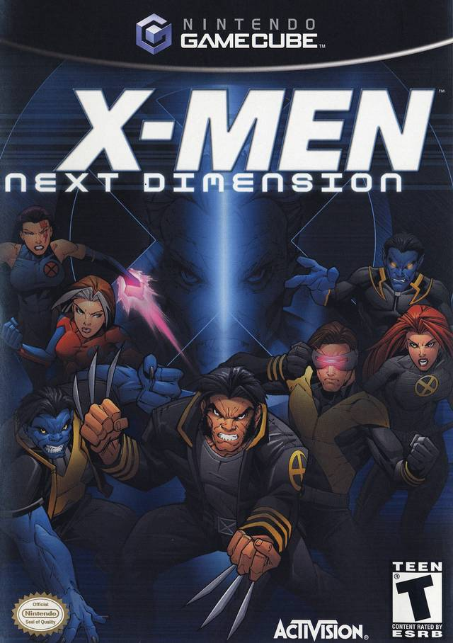X Men Next Dimension