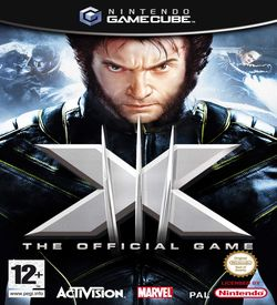 X Men The Official Game ROM