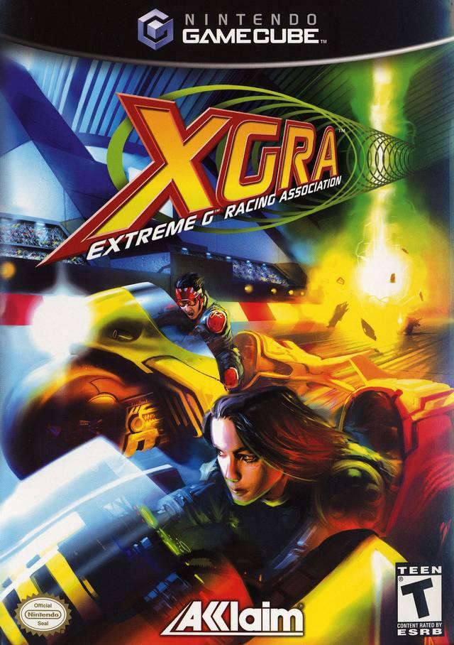 XGRA Extreme G Racing Association