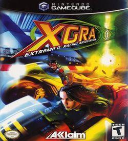 XGRA Extreme G Racing Association ROM