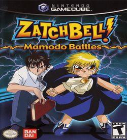 Zatch Bell Mamodo Battles ROM
