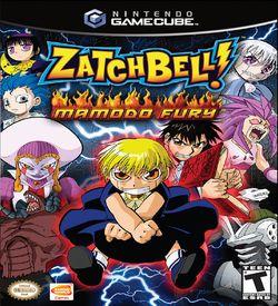 Zatch Bell Mamodo Fury ROM