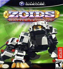 Zoids Battle Legends ROM