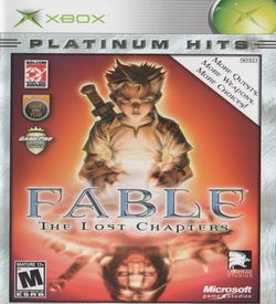 Fable - The Lost Chapters ROM