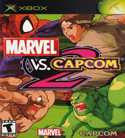 Marvel Vs Capcom 2 ROM