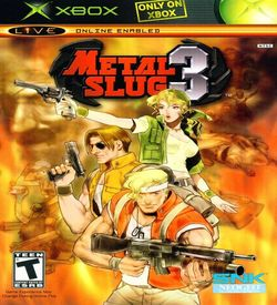 Metal Slug 3 ROM