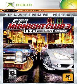 Midnight Club 3 DUB Edition Remix ROM