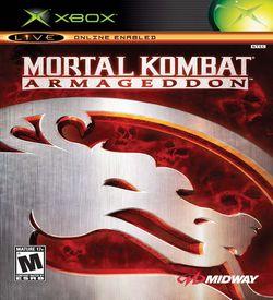 Mortal Kombat Armageddon ROM