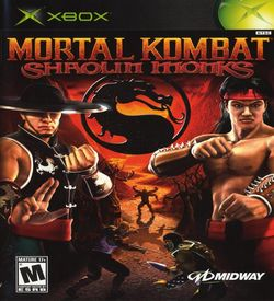 Mortal Kombat Shaolin Monks ROM