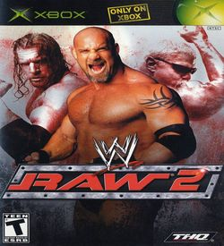 WWE Raw 2 ROM