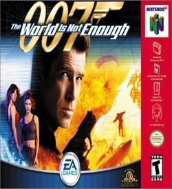 007 - The World Is Not Enough ROM