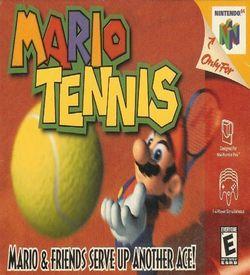 Mario Tennis 64 ROM
