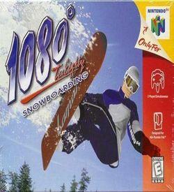 1080 Snowboarding ROM