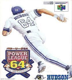 Power League Baseball 64 ROM