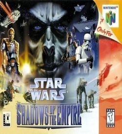 Star Wars - Shadows Of The Empire (V1.2) ROM