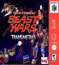 Transformers - Beast Wars Metals 64 ROM