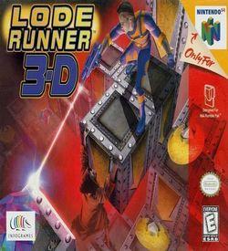Lode Runner 3-D ROM