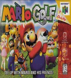 Mario Golf ROM